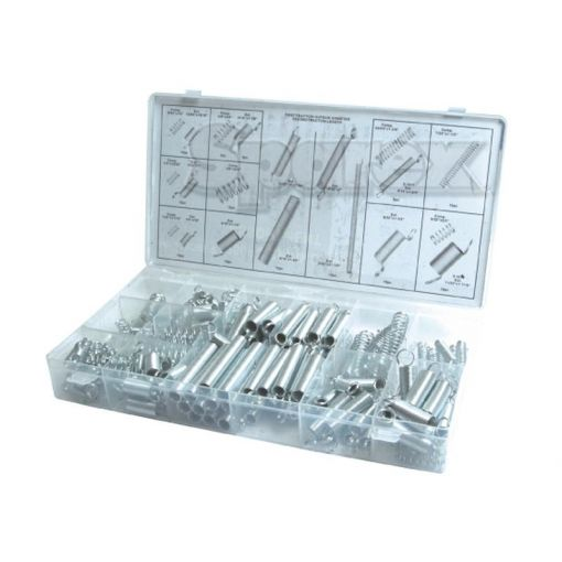 Extension and Compression Spring Kit (200pcs.) Compak S.29881