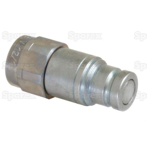Flat Faced Hydraulic Coupling 3/8'' Male with 1/2'' BSP female thread S.30538