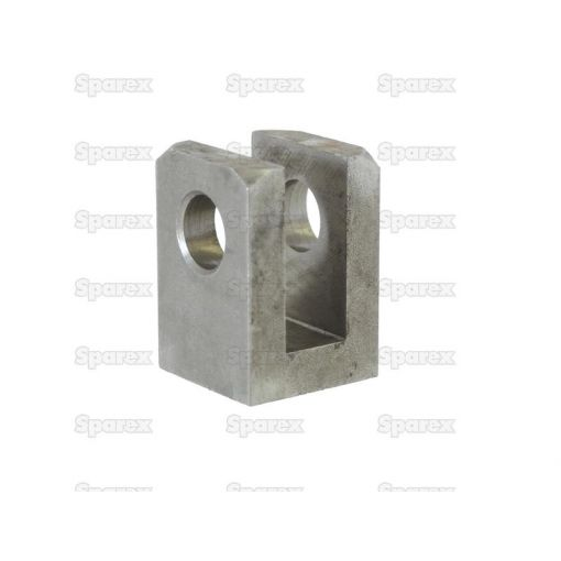 WELD ON CLEVIS 16MM BORE S.31224