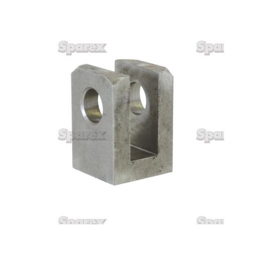 WELD ON CLEVIS 20MM BORE S.31225