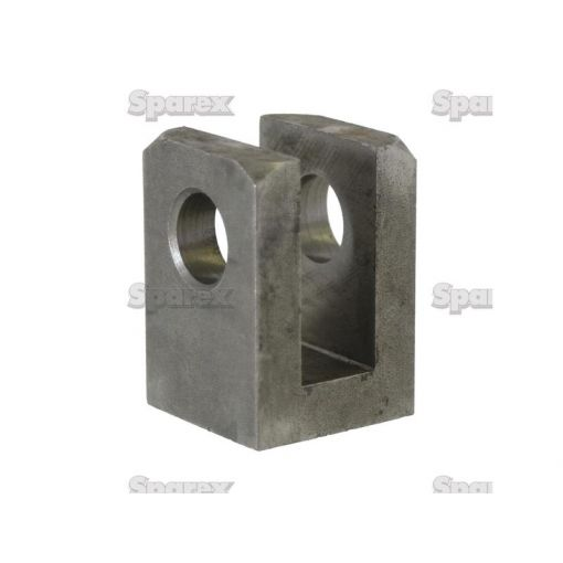 WELD ON CLEVIS 35MM BORE S.31228