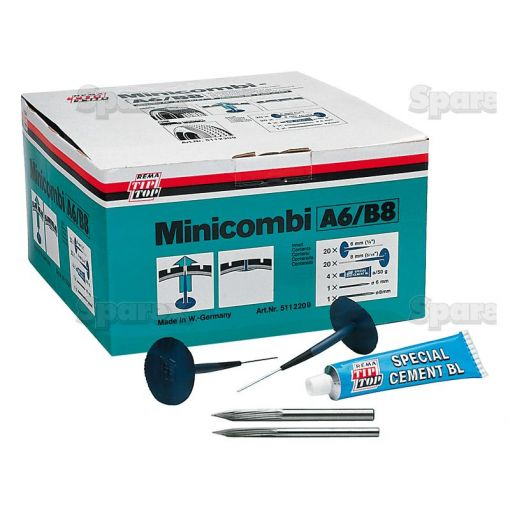Tyre Repair Kit minicombi A6/B8. S.31528