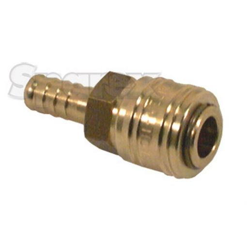 AIRLINE HOSE FITTING 8MM S.31801