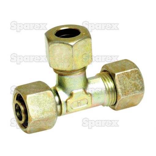 Hydraulic Metal Pipe Tee Standpipe Coupling E.L.V. 16S coupler branch S.34239