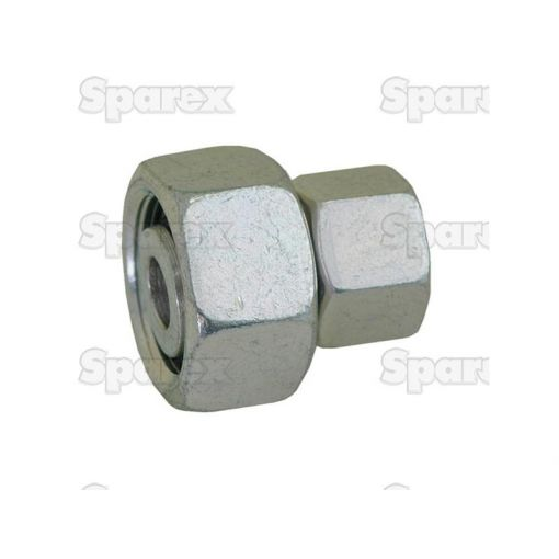 Hydraulic Metal Pipe Straight Reducer Coupling 16S / 12 S.34728