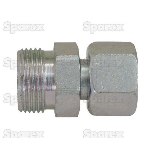 Hydraulic Metal Pipe Straight Reducer Coupling 10L / 12L S.34732