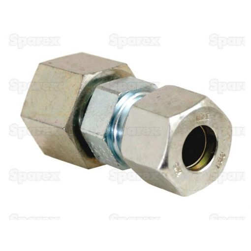Hydraulic Metal Pipe Straight Reducer Coupling Heavy series10/8S S.34736