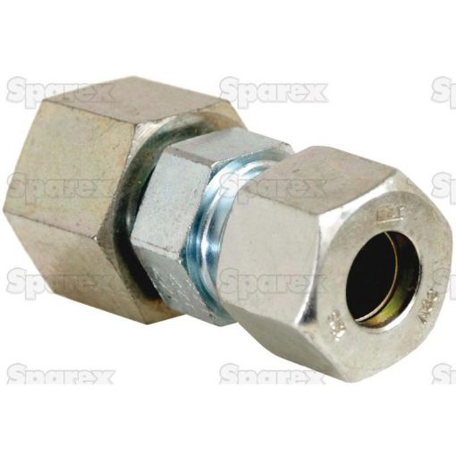 Hydraulic Metal Pipe Straight Reducer Coupling Heavy series12/8S S.34737