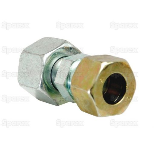 Hydraulic Metal Pipe Straight Reducer Coupling 12S / 12L S.34744