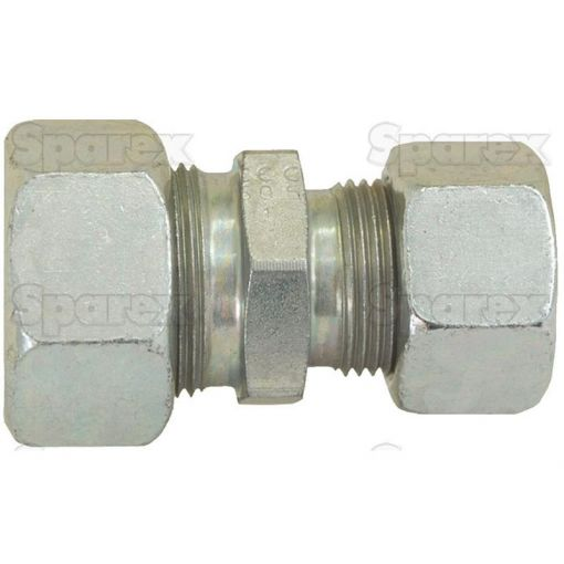 Hydraulic Metal Pipe Straight Reducer Coupling 22 / 15L S.34750