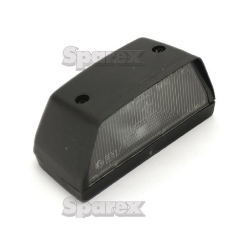 Number Plate Light S.35540
