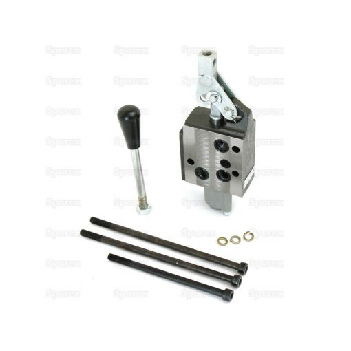 Hydraulic Slice Valve 2 double acting suitable for Case IH S.360507