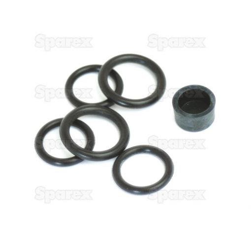 Hydraulic Slice Valve double acting Seal Kit suitable for Case IH S.360509