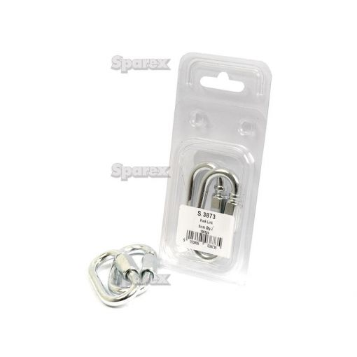 Chain Quick Link Ø6mm S.3873
