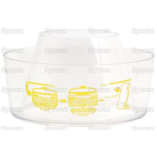 Pre Cleaner Bowl S.41397