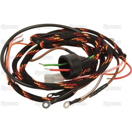 Wiring Harness Fits 23C 4 Cyl Diesel Engine S.43645