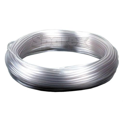 PVC CLEAR TUBING - 10MM (50M) S.51255