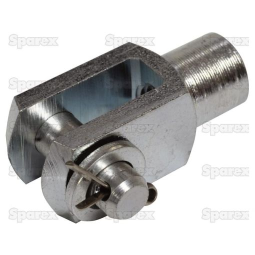 Metric Clevis End with Pin M6.0 (71751) S.51313