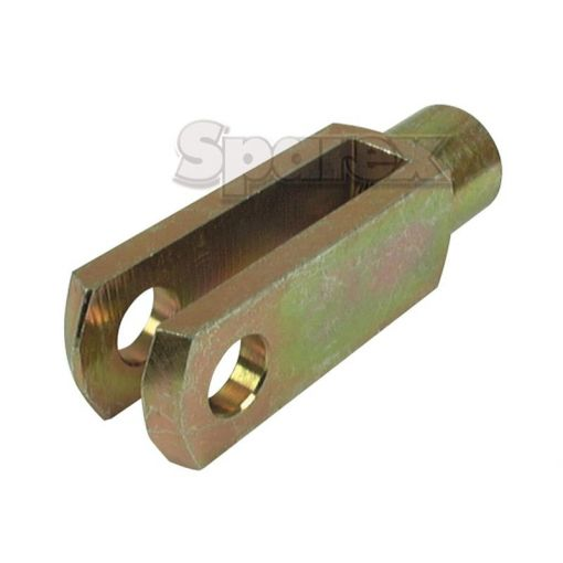 Metric Clevis End M16 thread size 16mm Ø pin (DIN 71751) S.51324
