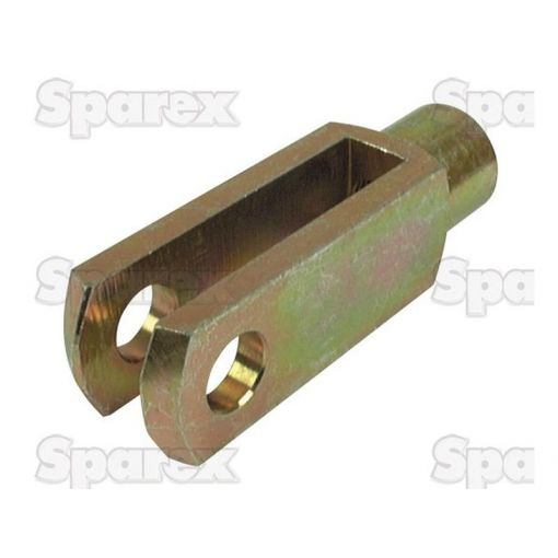 Metric Clevis End M5 thread size 5mm Ø pin S.52309