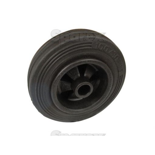 Rubber Replacement Wheel - Capacity: 75kgs S.52581