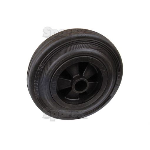 Rubber Replacement Wheel - Capacity: 100kgs S.52582