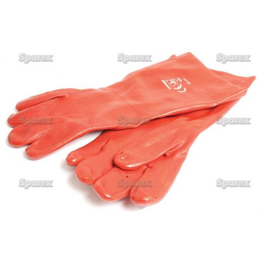 Industrial PVC Gloves - S.54196