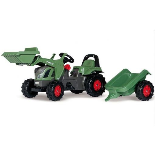Fendt Tractor with Trailer - X991015187000