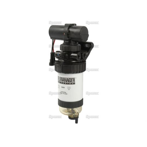 Electric Fuel Pump with Filter S.58780