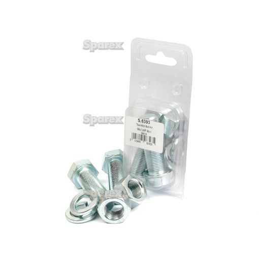 TOWBALL MOUNTING KIT-5/8'X2' S.6393