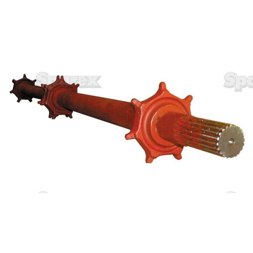 Shaft Replacement for Zetor S.64853