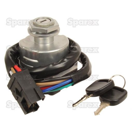 Ignition & Heater Switch S.65441