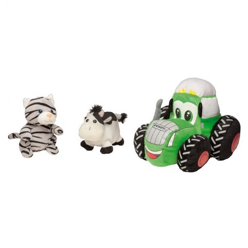 Fendti and Friends toy set - X991014010000