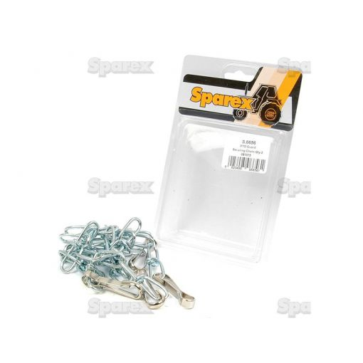 PACK 2 X 6583 FOR P.T.O GUARD S.6656