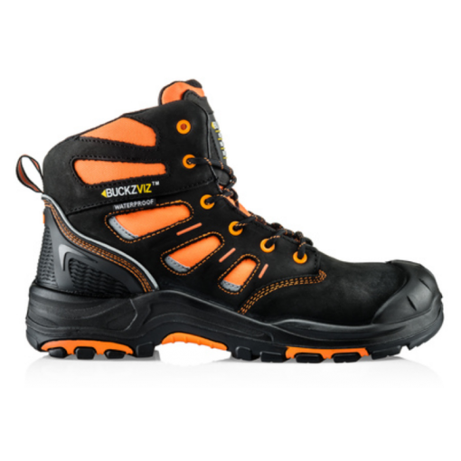 Safety Lace Boot BVIZ2 OR