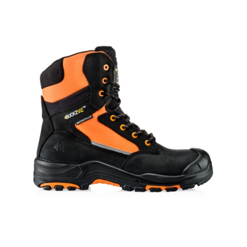 Safety Lace/Zip Boot BVIZ1 OR
