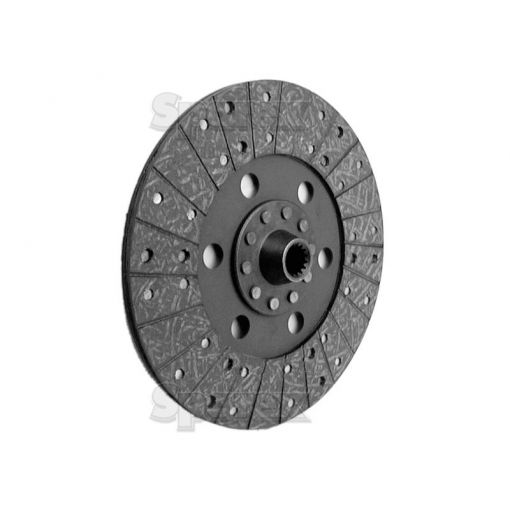 Clutch Plate Disc Size: 321mm