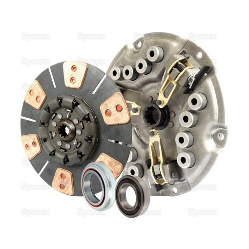 Clutch Kit with Bearings Cover Size: 310mm