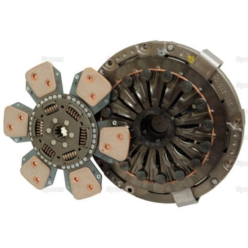 Clutch Kit without Bearings Cover Size: 330mm