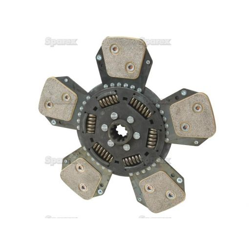 Clutch Plate Disc Size: 310mm