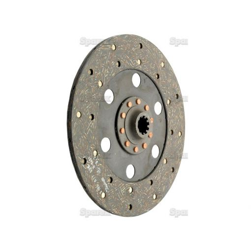 Clutch Plate Disc Size: 230mm