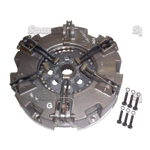 Clutch Cover Assembly Cover Size: 355mm