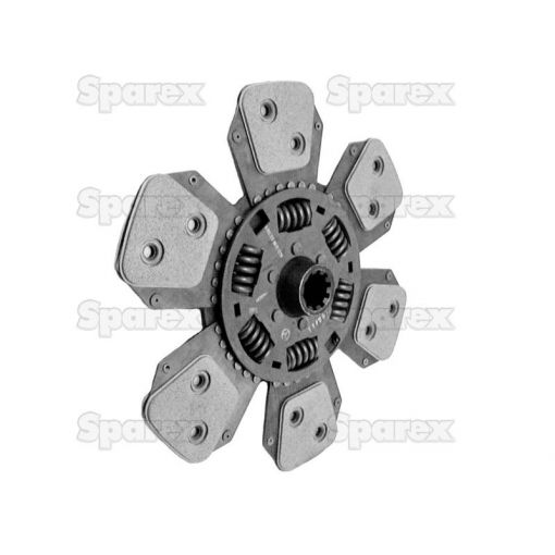 Clutch Plate Disc Size: 350mm
