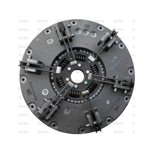 Clutch Cover Assembly Cover Size: 255mm