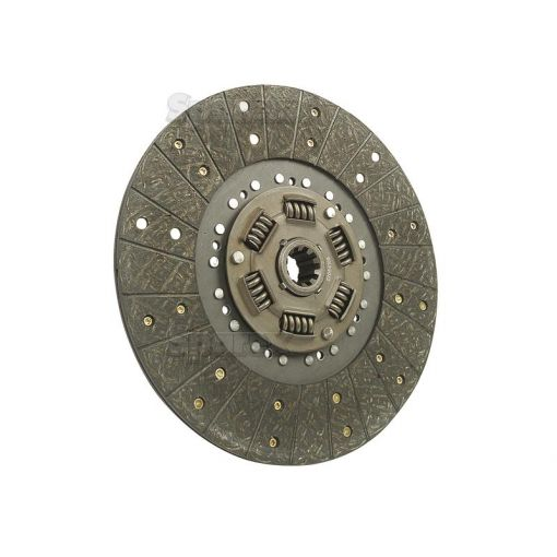 Clutch Plate Disc Size: 329mm