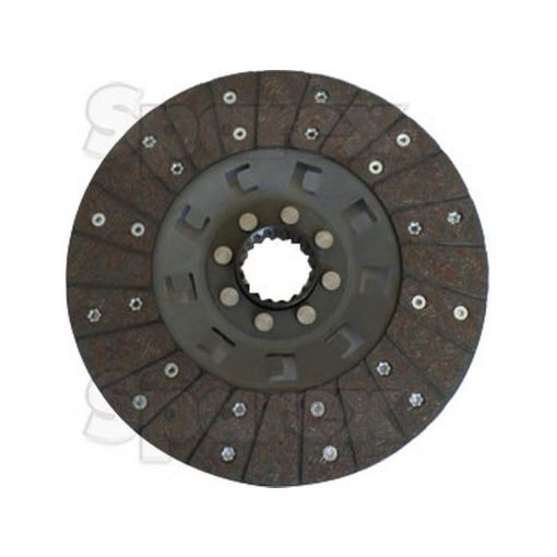 Clutch Plate Disc Size: 302mm