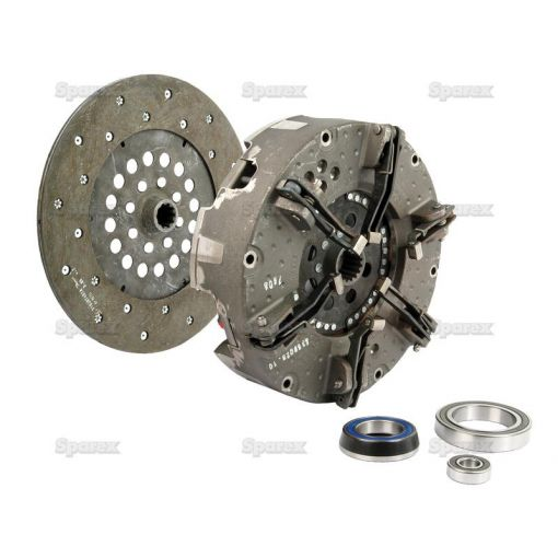 Clutch Kit with Bearings Cover Size: 310/310mm