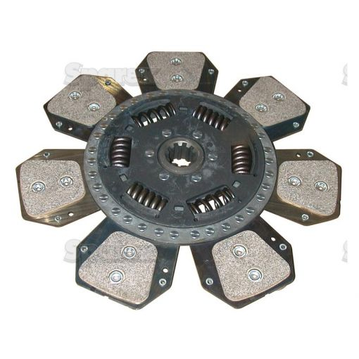 Clutch Plate Disc Size: 182mm
