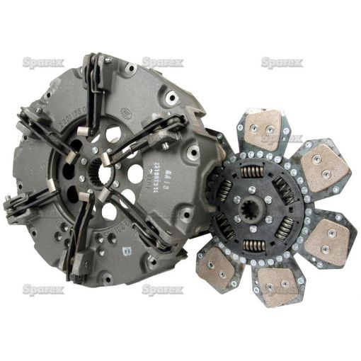 Clutch Kit without Bearings Cover Size: 310/330mm