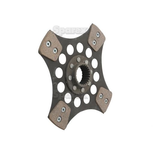 Clutch Plate Disc Size: 290mm